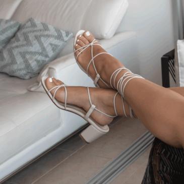 Helena Strappy Heels
