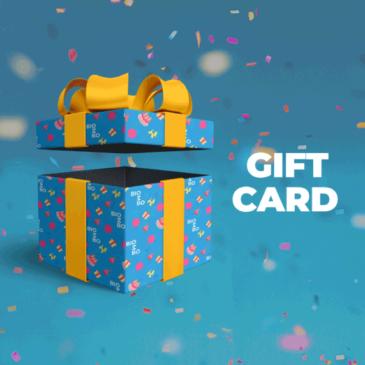 Gift Card Biombo