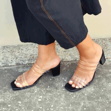 Santina Glossy Heels
