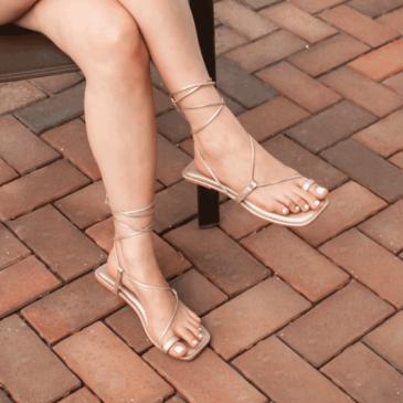 Atenea Strappy Sandals