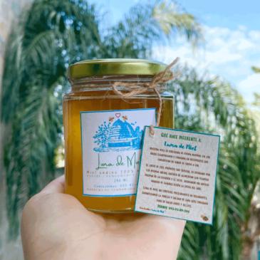 Miel de abeja
