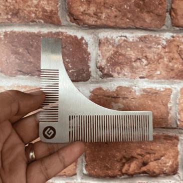 Shaper para barba (acero)