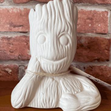 Figura de cerámica Groot #1