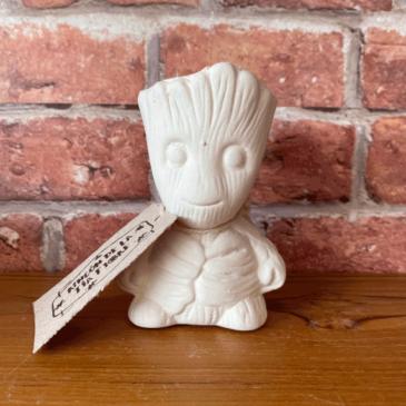 Figura de cerámica Groot #2