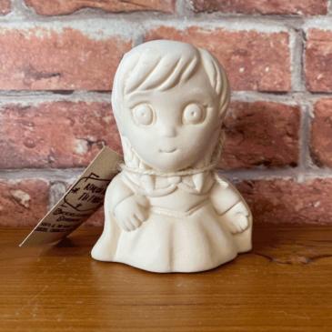 Figura de cerámica de Princesas Disney