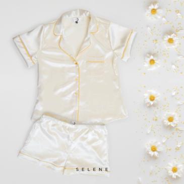 Pijama short + camisa